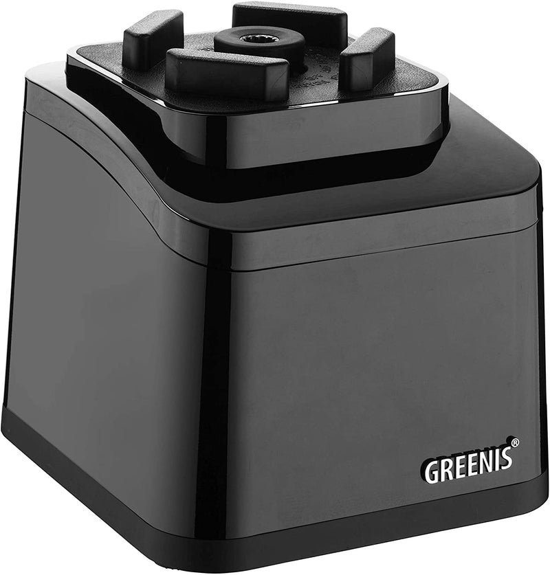 Greenis FGR-8800 Commercial VACUUM Blender with Brushless DC Motor & Thermometer Tamper