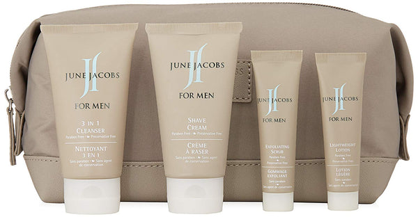 June Jacobs - Men's Travel Kit