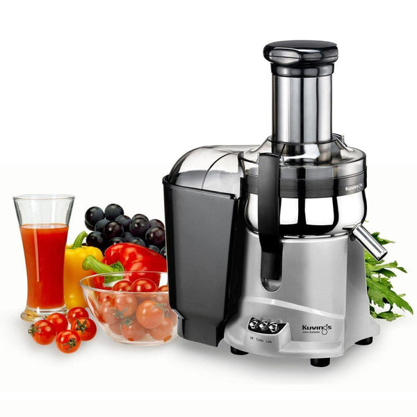 Kuvings NJ-9500U Centrifugal Juicer- Silver Pearl