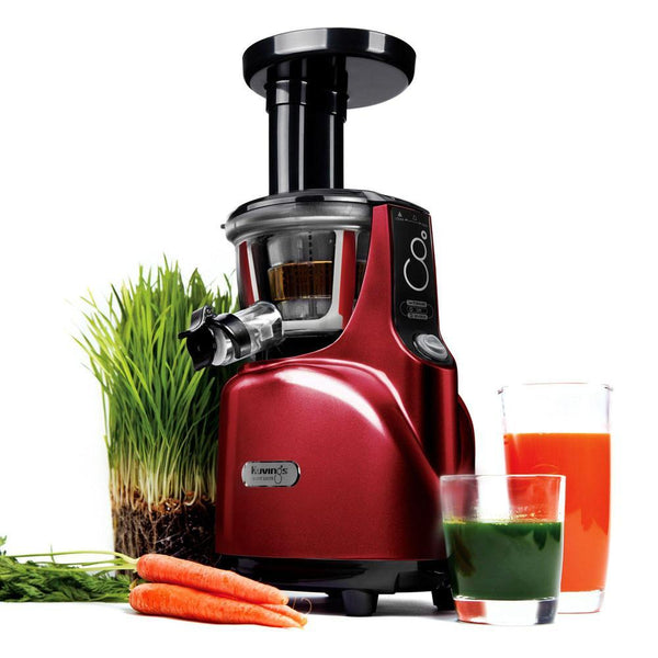 Kuvings 940SC silent juicer, Burgundy