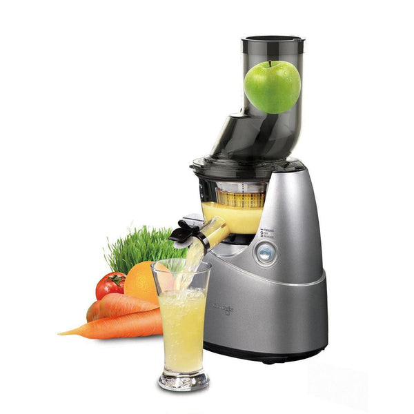 Kuvings B6000S Whole Slow Juicer, Silver-Pearl
