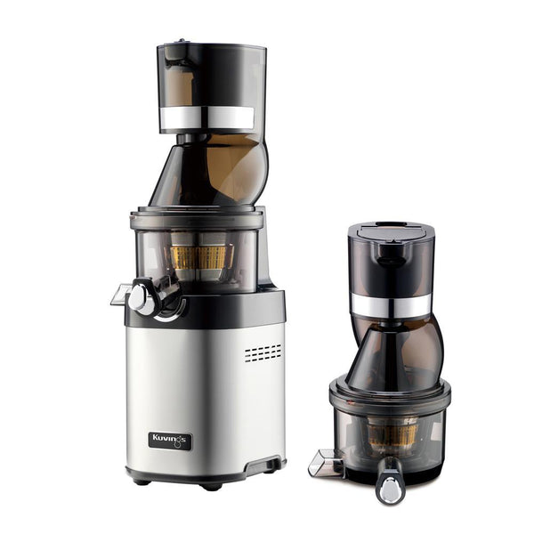 Kuvings CS600 Whole Slow Juicer Chef, Stainless Steel
