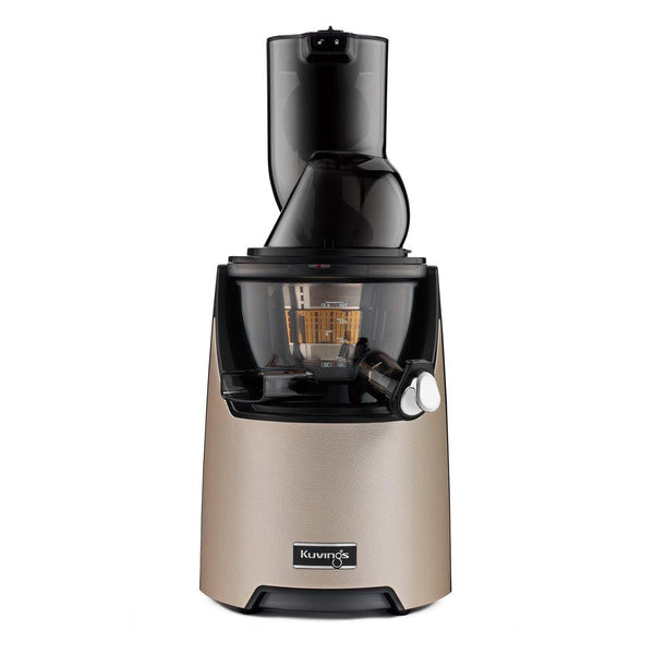 Kuvings EVO820CG Fruit and Vegetable Juicer- Champagne Gold