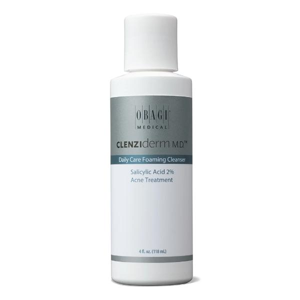 Obagi CLENZIderm Daily Care Foam Cleanser, 4.0 fl. oz.