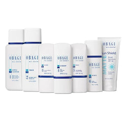 Obagi Nu-Derm Fx Starter System, Normal-Dry (8 Pieces)