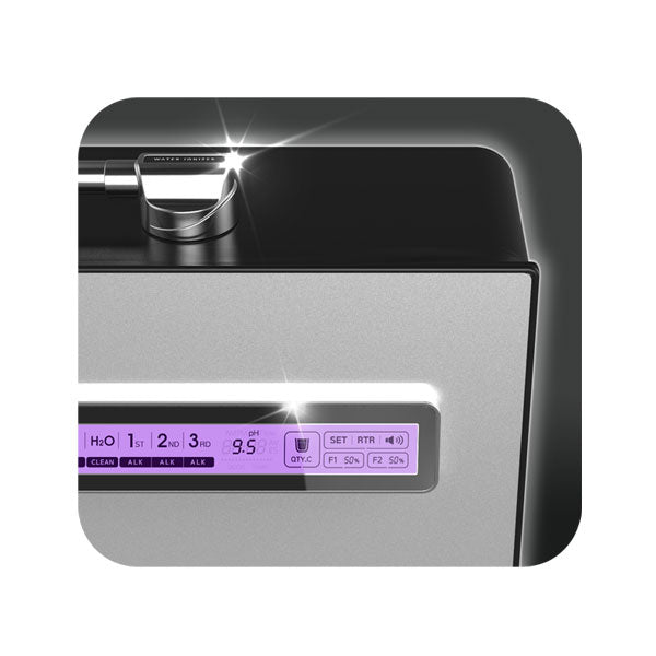 Edge Water Ionizer - 9000T - 9 Plates