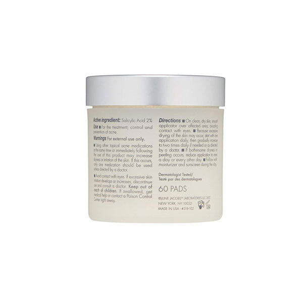 June Jacobs - Anti-Aging Blemish Control Peel Pads - 60 Count
