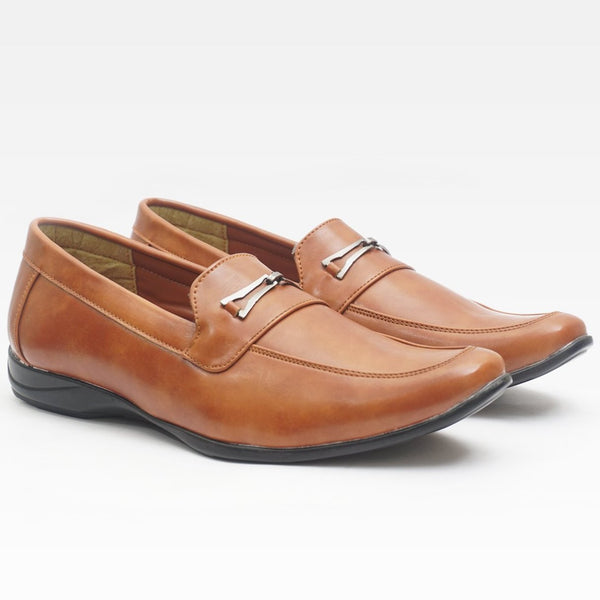 Brown Party Wear Formal Shoes for Men's
