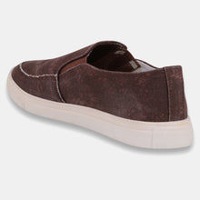 Load image into Gallery viewer, Foax Brown Causal Shoes for Men's