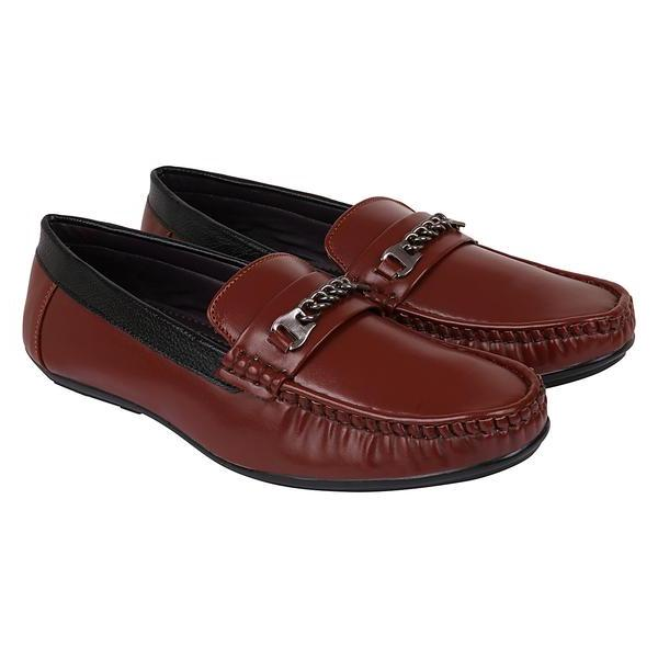 Tan Loafer For Men's