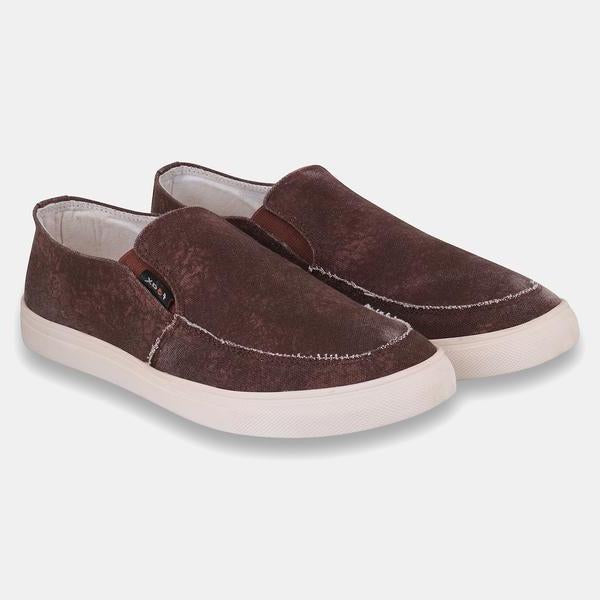 Brown Causal Shoes for Men's