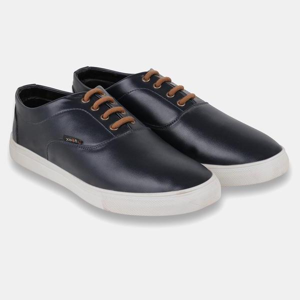 Navy Semi Formal Shoes For Men's