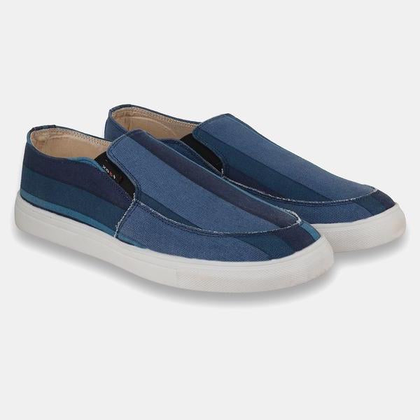 Blue Causal Shoes For Men's