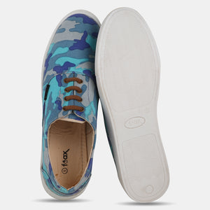 Foax Multi Color Causal Shoes For Men