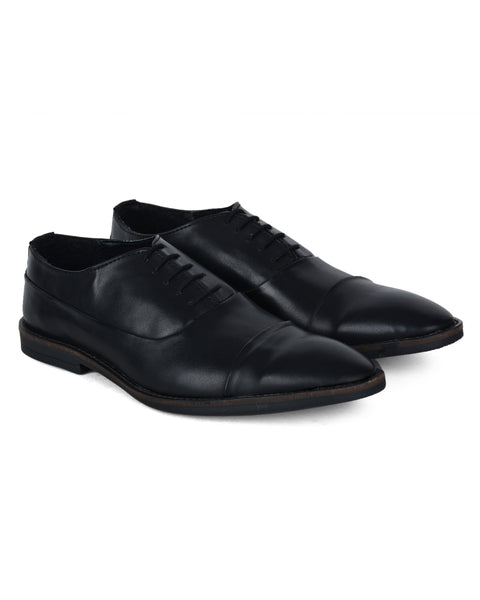 GRUS Leather Shoes for Men's