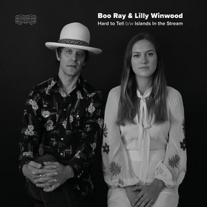 "Boo Ray & Lilly Winwood - Hard To Tell / Islands In The Stream (7"" Vinyl)"