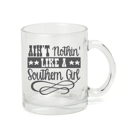 11oz. Ceramic Mug - Clear - Instafreshener