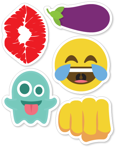 Emoji Sticker Set 2 - Instafreshener