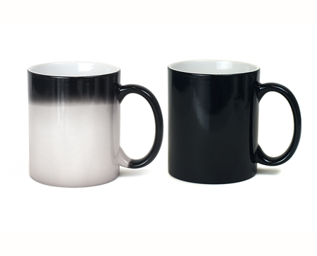11oz. Ceramic Mug - Color Changing - Instafreshener