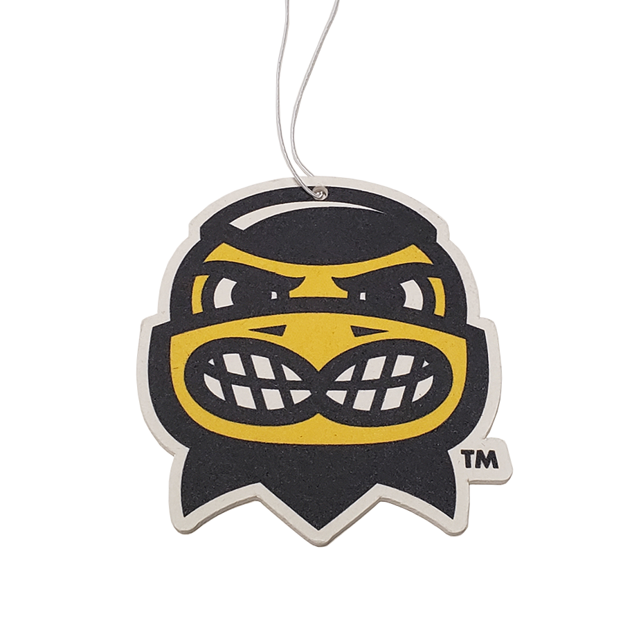 Iowa Hawkeyes - Herky Head - Instafreshener