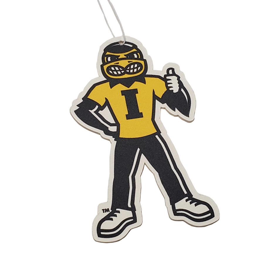Iowa Hawkeyes - Herky Thumbs Up - Instafreshener