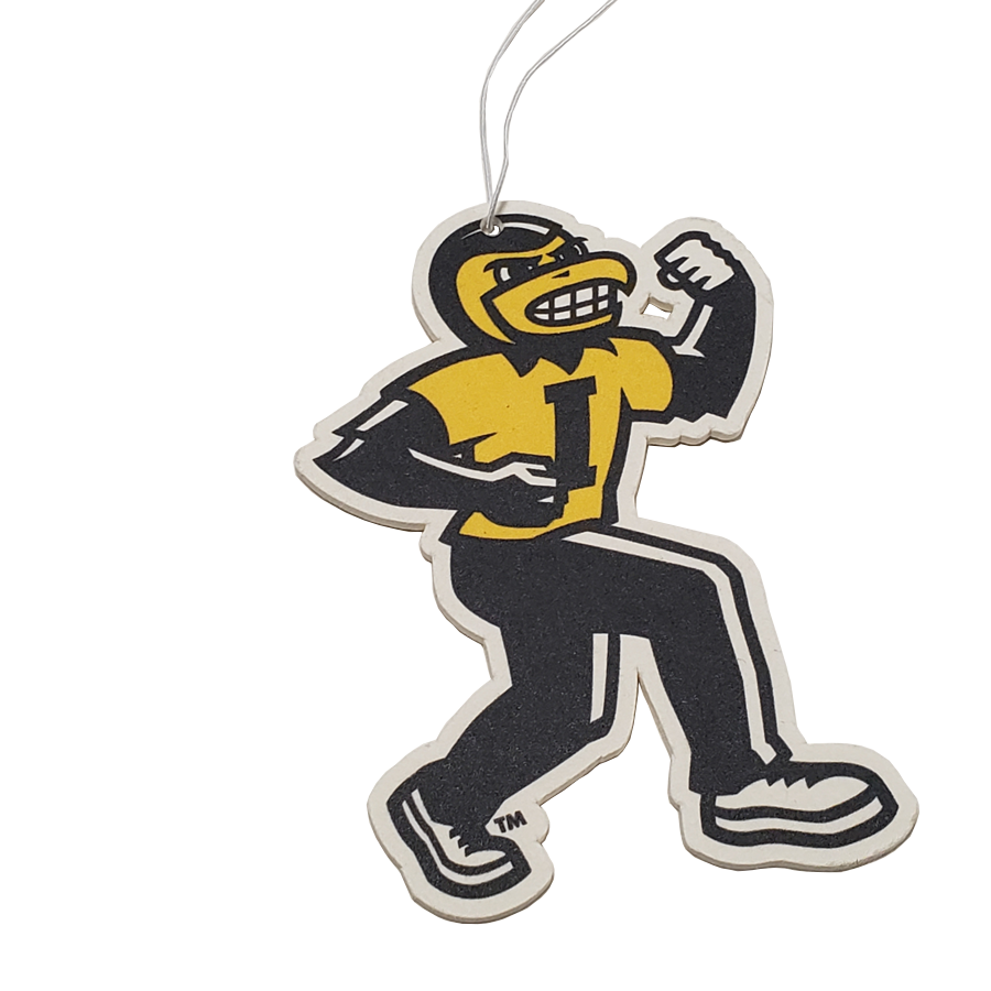 Iowa Hawkeyes - Herky Traditional - Instafreshener