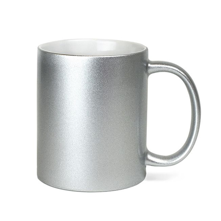11oz. Ceramic Mug - Metallic Colors - Instafreshener