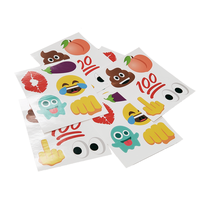 Emoji Sticker Set 1 - Instafreshener