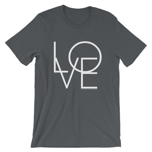 The Love T-shirt - Shirt Up and Tee