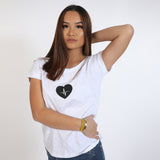 NYBOUTIN-Heartbeat Shirt White