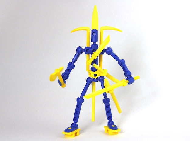 Martial Arsenal Ninja Weapon frame
