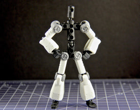 RoboSkin Mecha Arm & Leg Sleeves for ModiBot Mo