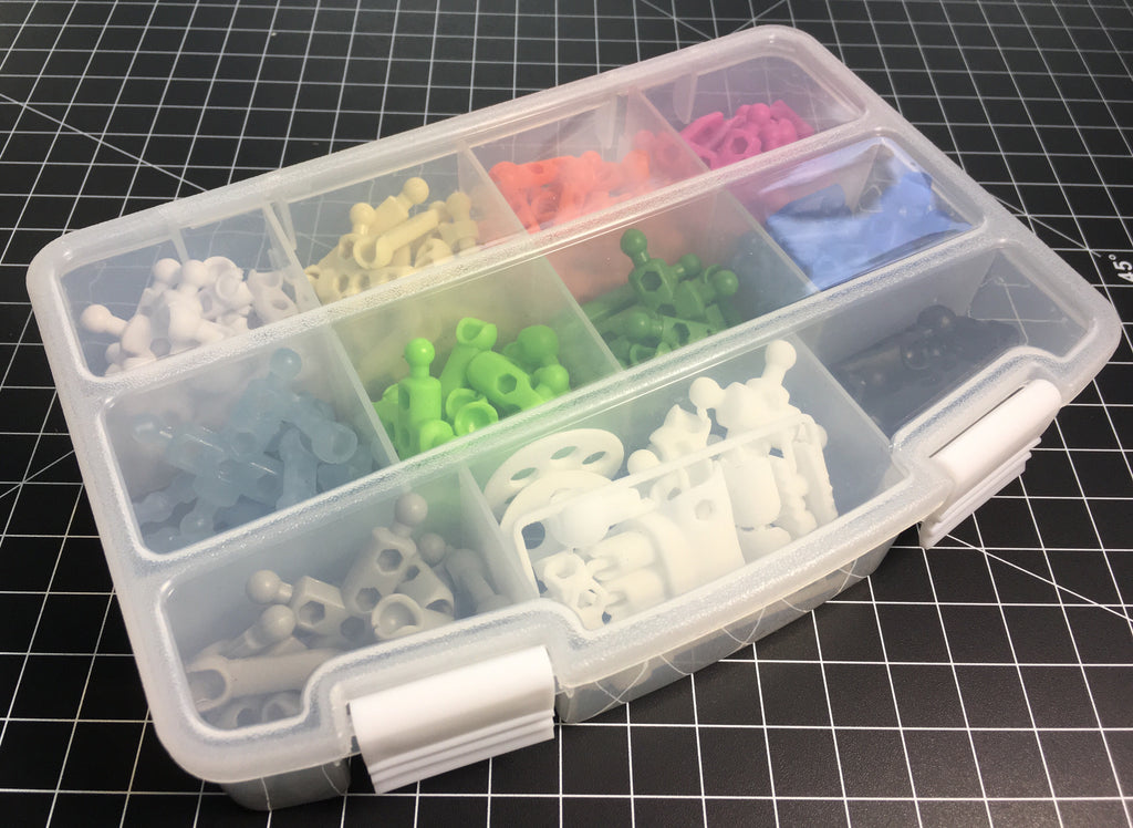 ModiBot Spectrum 10 Figure Design & Discovery Kit