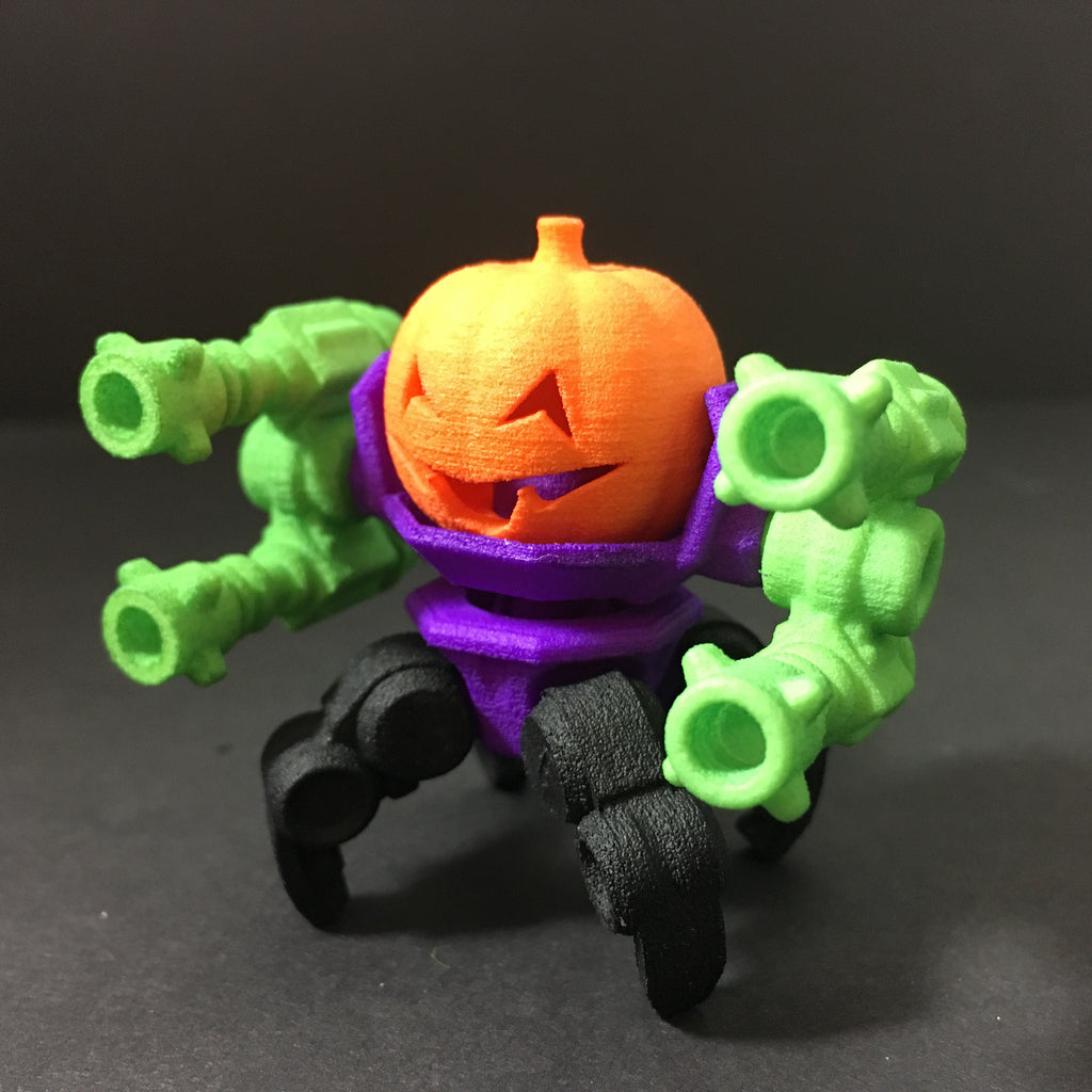 JackO'Blaster mini-figure kit
