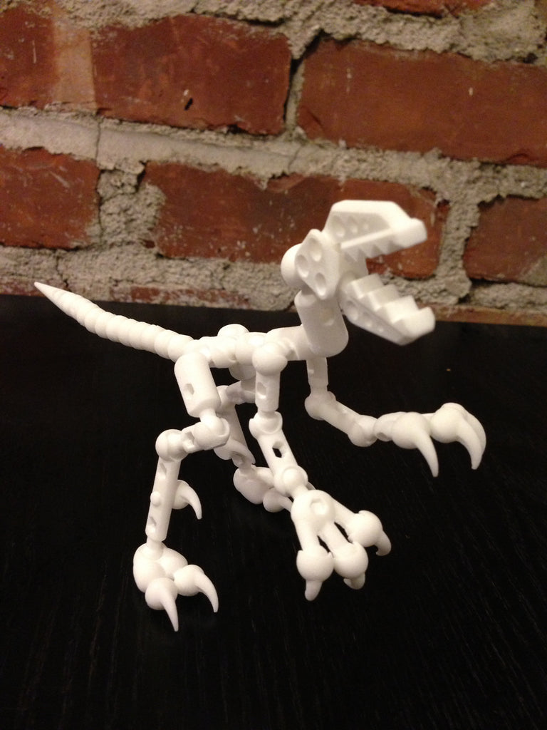 ModiRaptor DIY Dino Kit