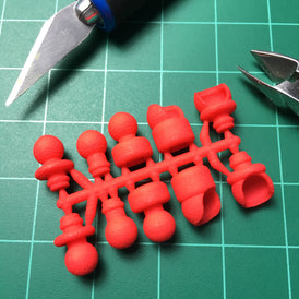 Glyos-compatible Adaptor Set for ModiBot