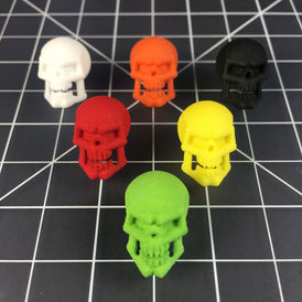 Skull 'helmet-style' for ModiBot Mo head