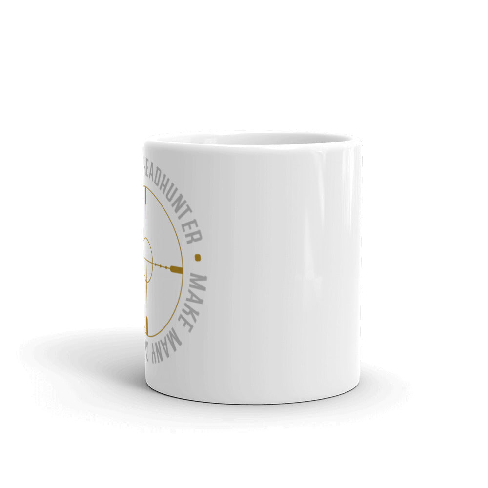 Make Many Calculations Coffee Mug
