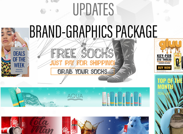 Basic Brand Update Package for Current Site