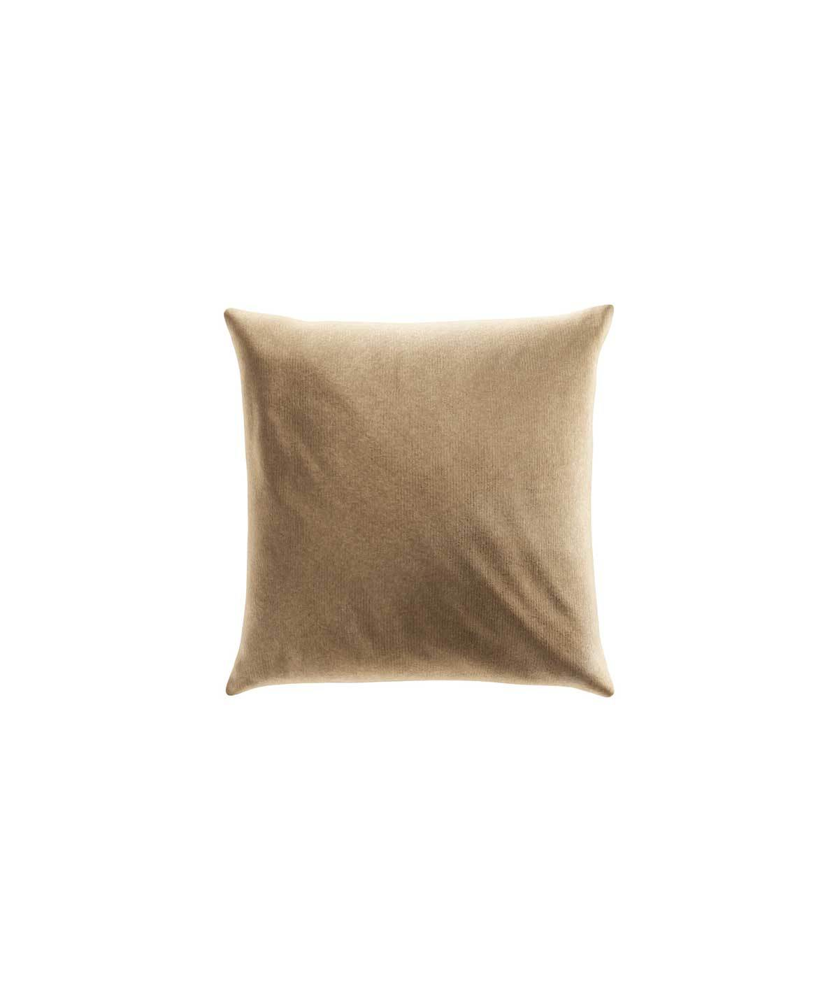 "18"" Throw Pillow in Camel by TRNK 
