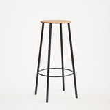 Adam Round Bar Stool