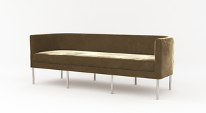 Arc Tube Legs Sofa