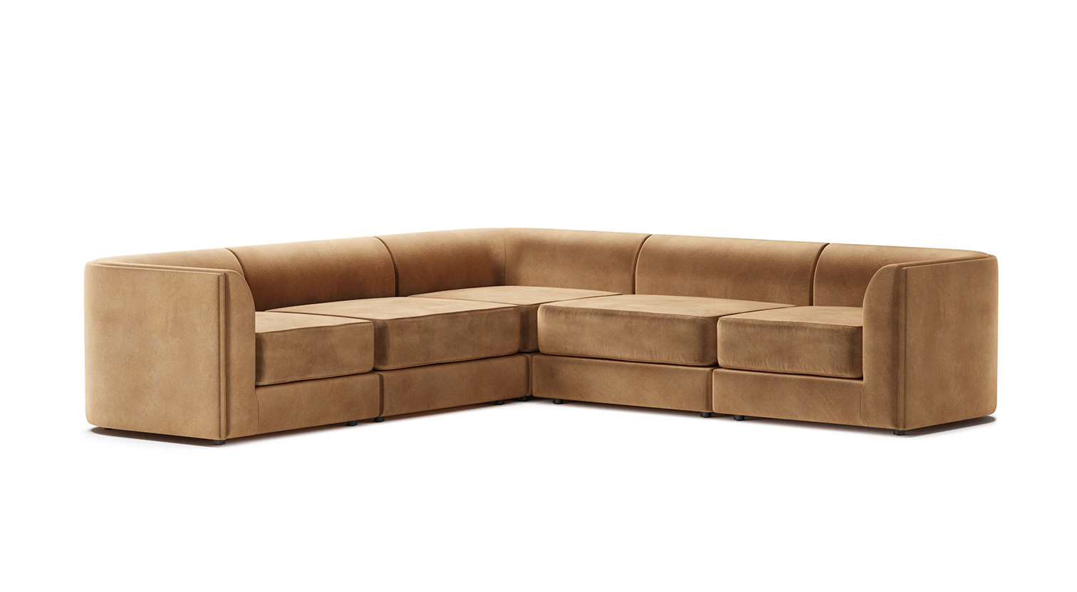 Maura Modular L-Shaped Sectional