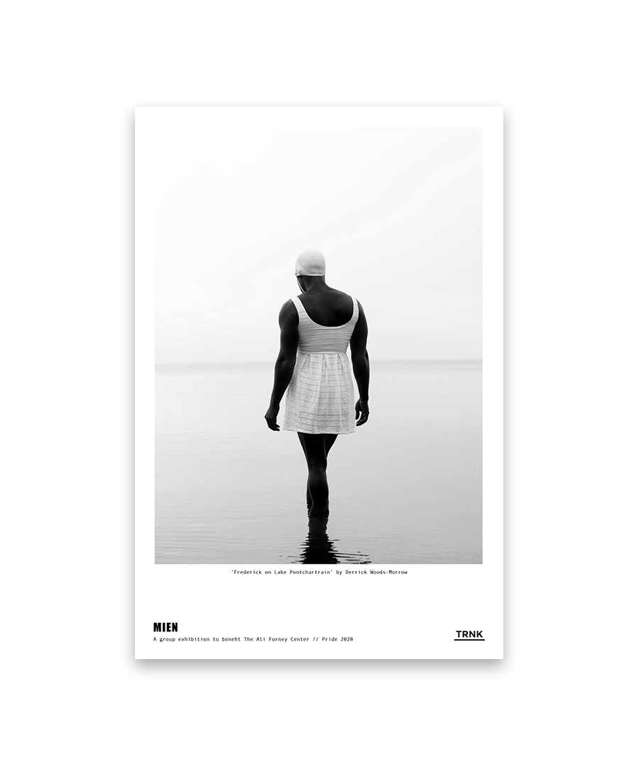 'Frederick on Lake Pontchartrain' Poster Print by Derrick Woods-Morrow
