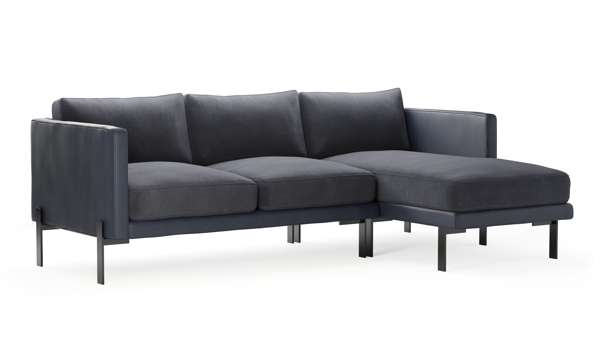 Truss Chaise Sectional