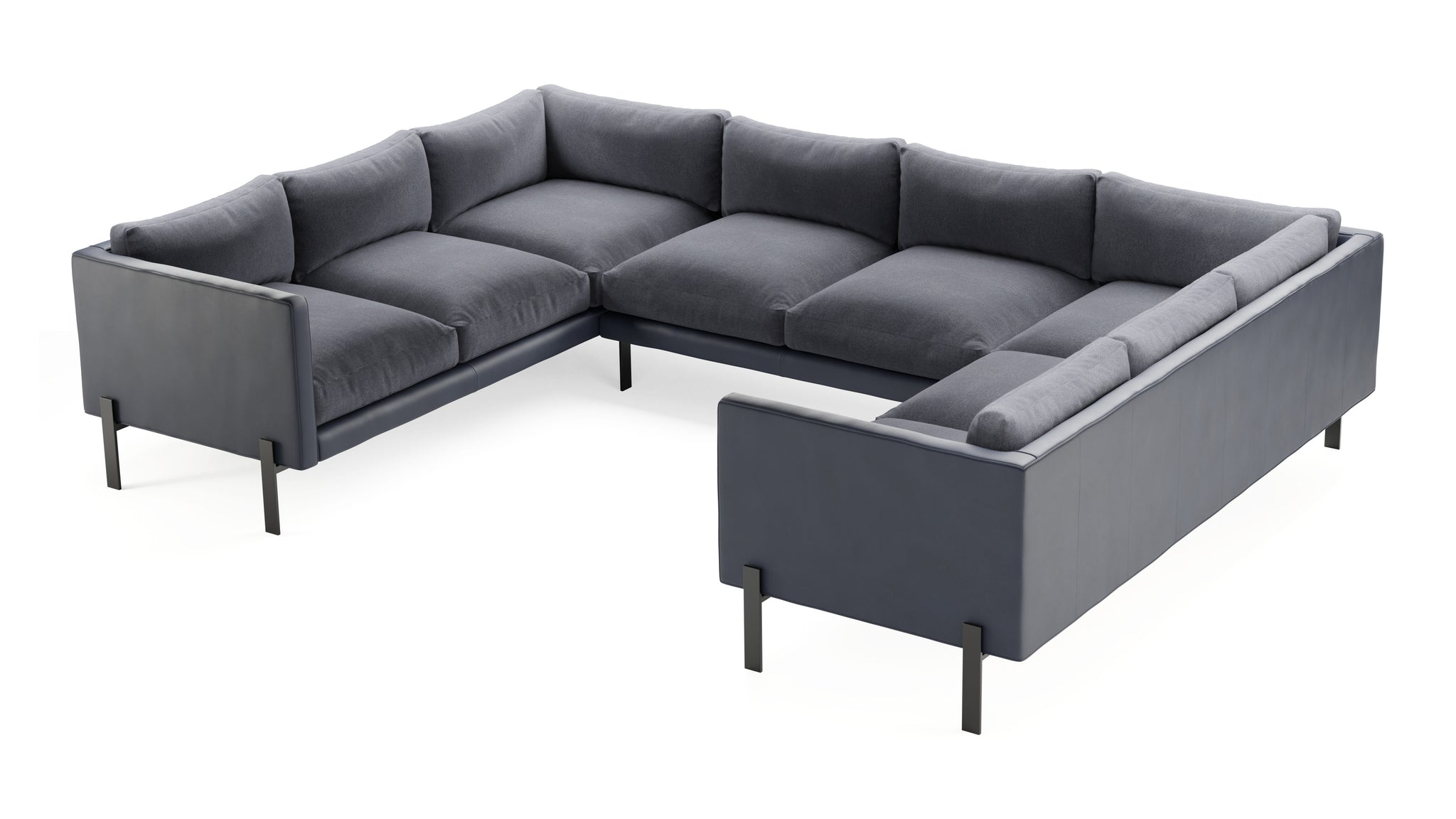 Truss U-Shaped Sectional