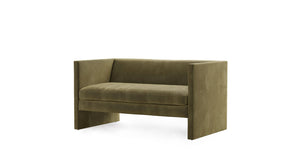 Angle Loveseat