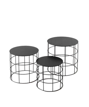 Reton Round Tables (Set of 3)