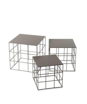 Reton Square Tables (Set of 3)
