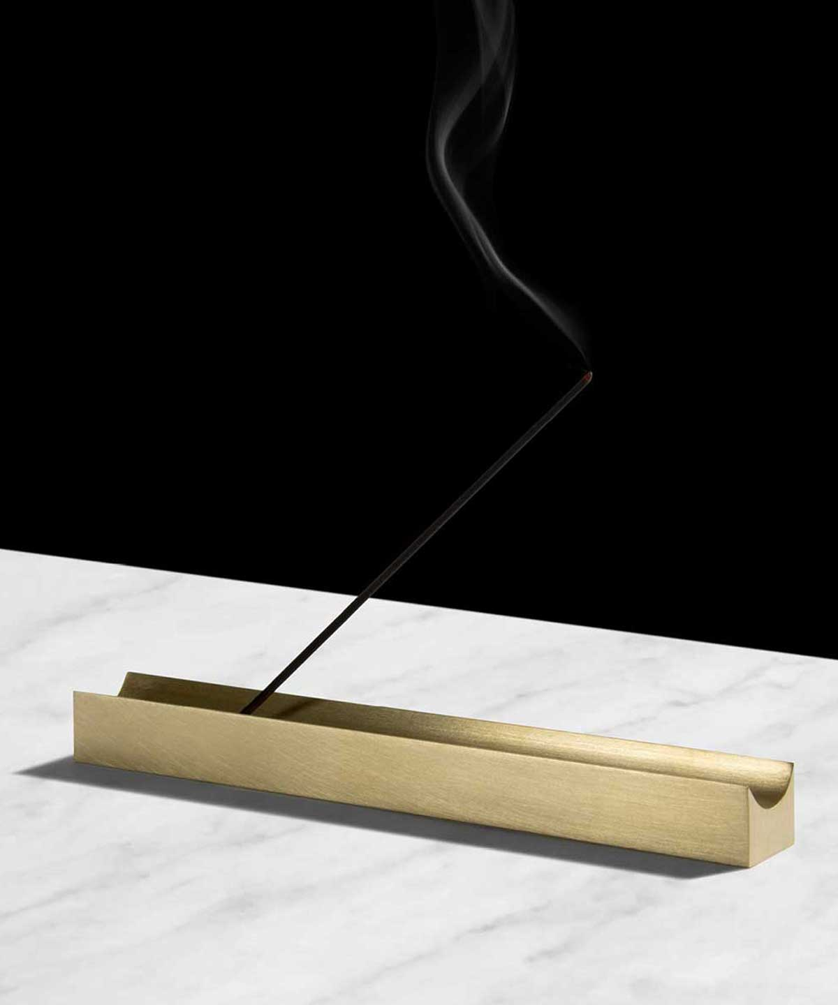 Chord Brass Incense Set